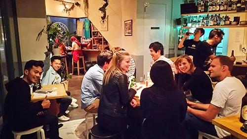 |東京|ゲストハウス|世界中から旅人が集まるゲストハウスでスタッフ大募集