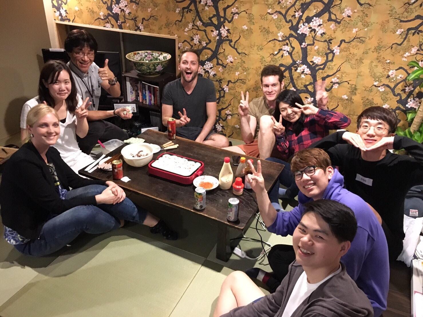 |大阪|ゲストハウス|アットホームなゲストハウスでフリーアコモデーション募集♪