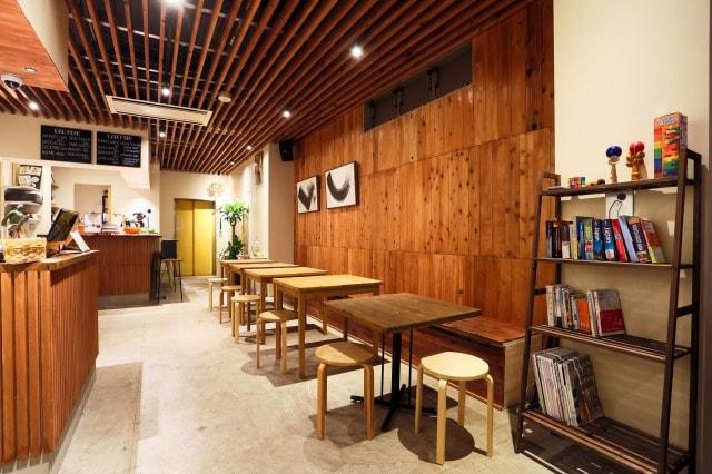 |東京|ホステル|フリーアコモデーションスタッフ募集