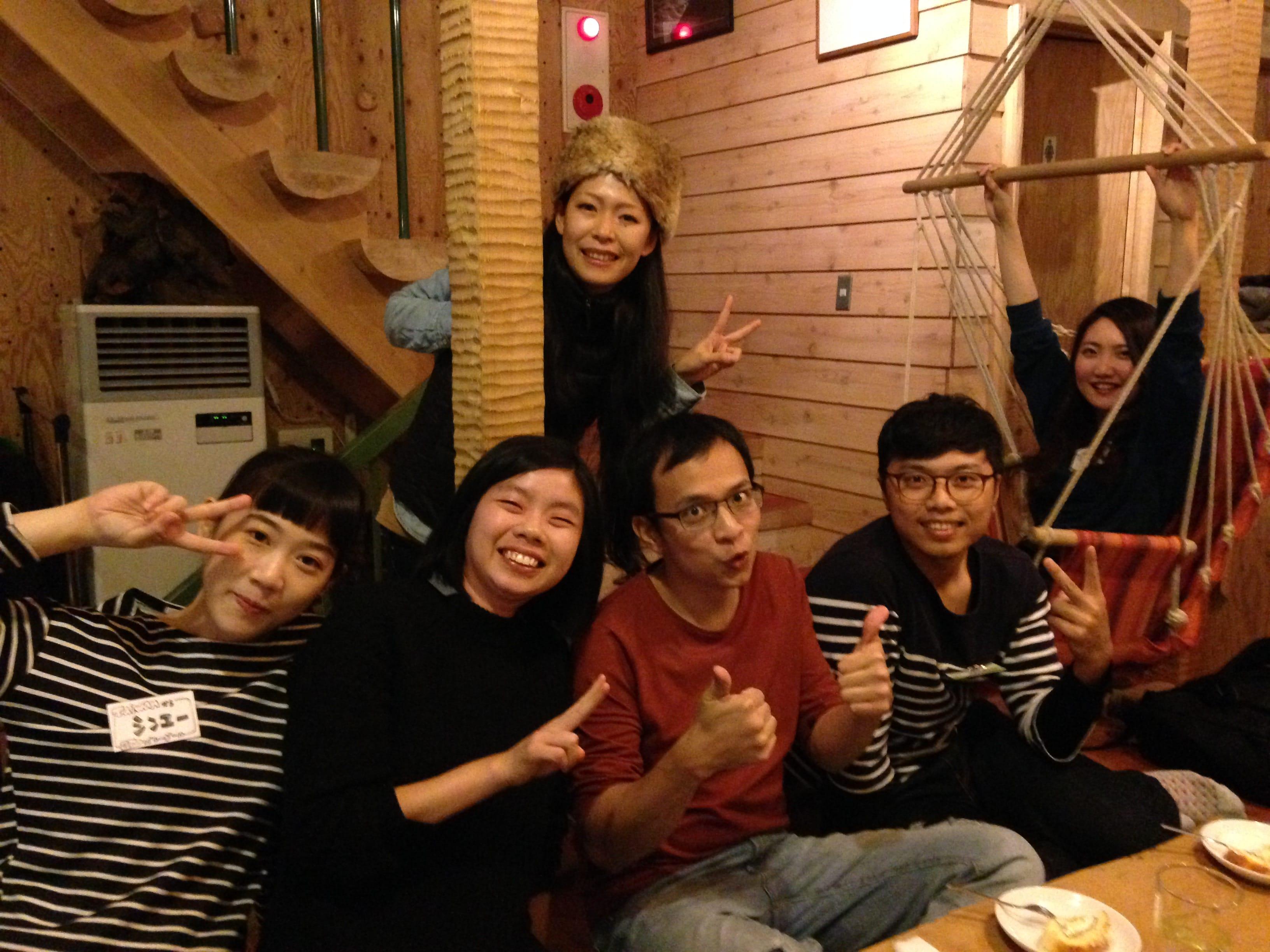|北海道|ゲストハウス|そうだ北へ行こう!札幌で都会の山小屋生活。