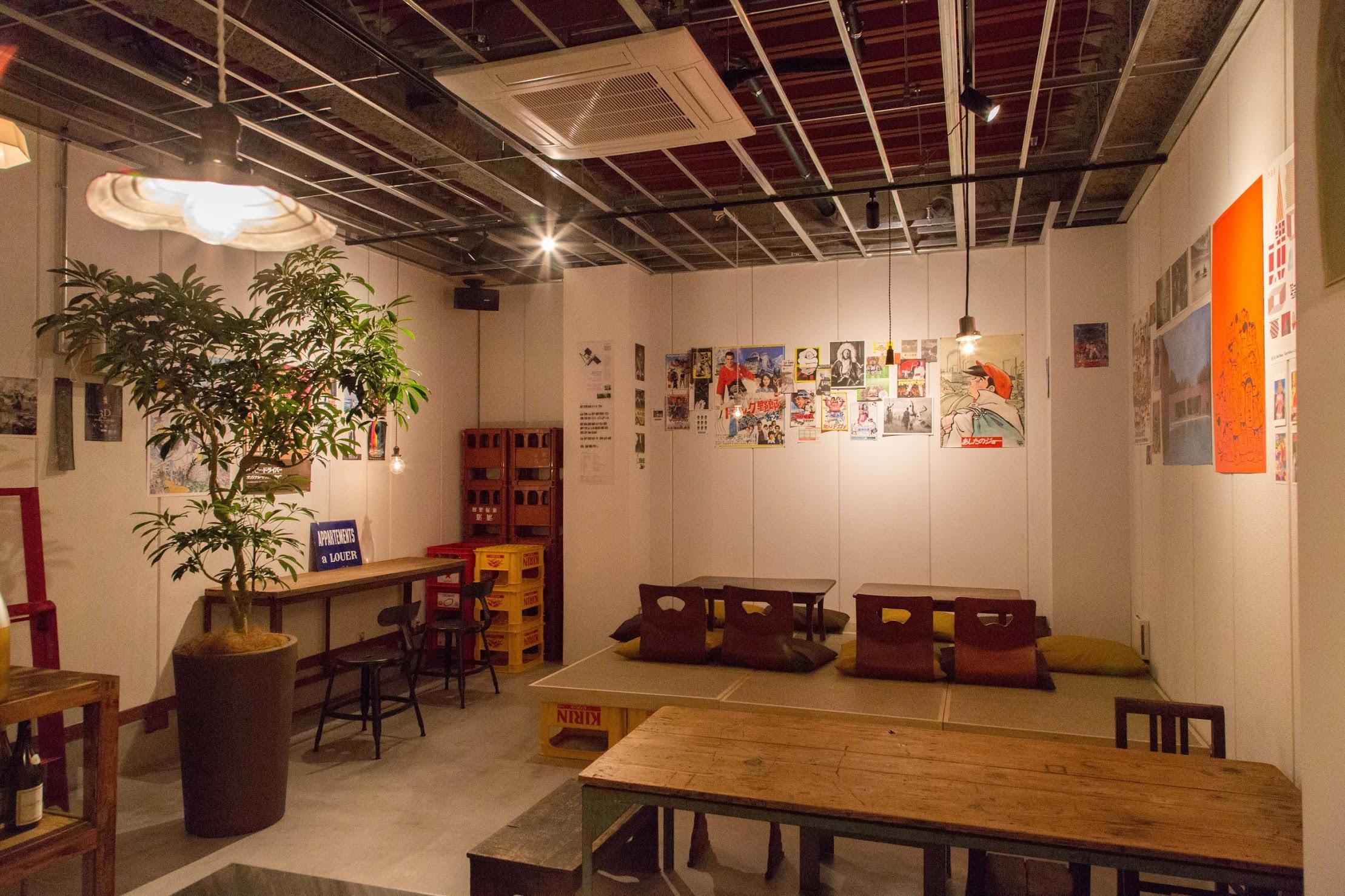 |東京|ゲストハウス|アート好きが集うおしゃれなホステル