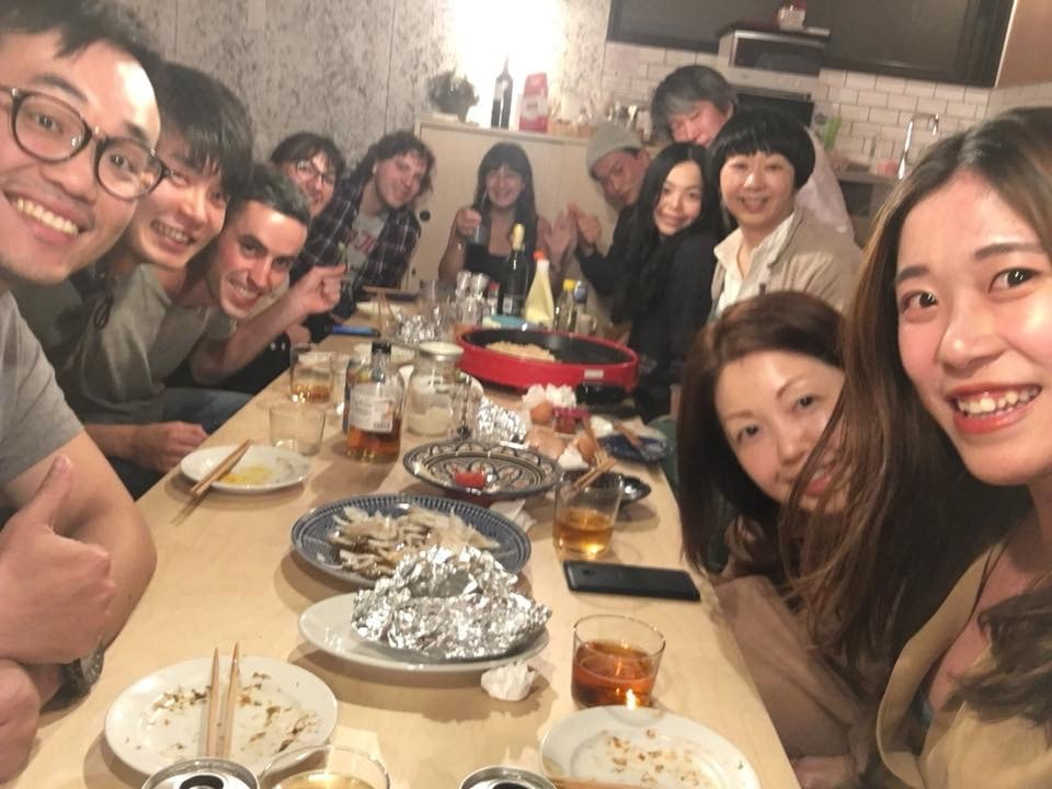 |東京|ゲストハウス|ディープなコミュニケーションが行き交う下町のゲストハウスです。