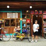 |大阪|ゲストハウス|大阪の一番オモロイ街・新世界にあるカフェとレコード屋が併設されたゲストハウスで宿直&清掃ヘルパー募集中!