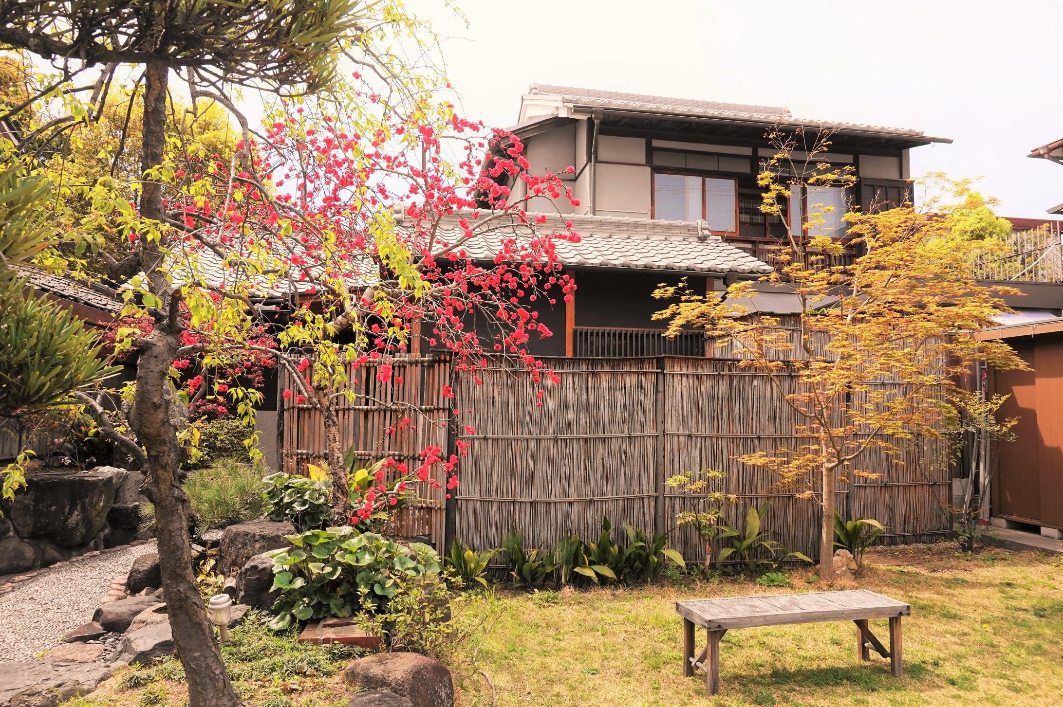 |大阪|ゲストハウス|大阪阿倍野の古民家で フリーアコモデーション