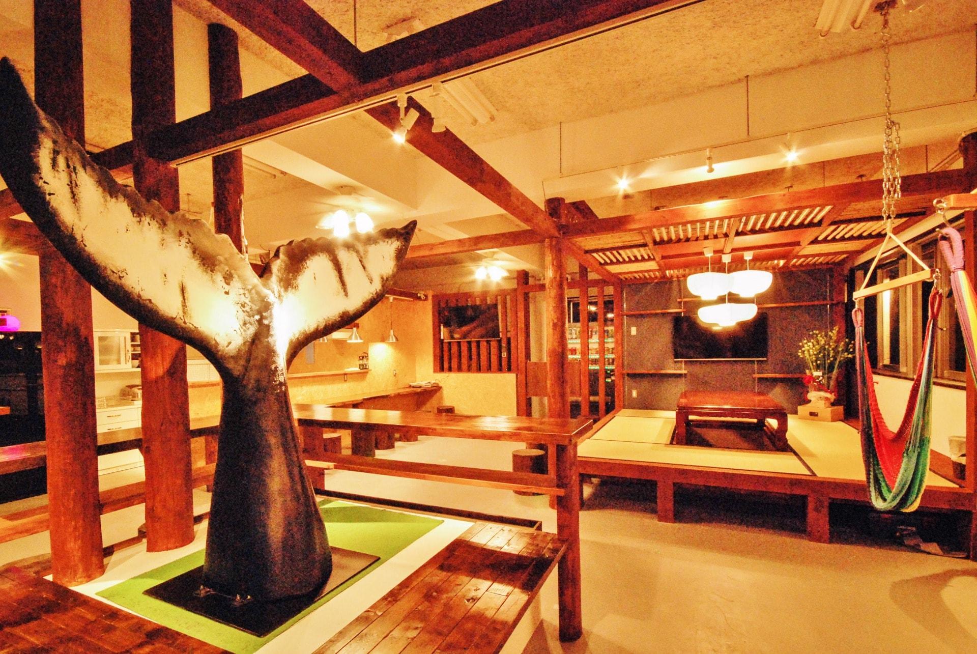 |沖縄|ホステル|インターナショナルな宿で清掃ヘルパー ダイビングが完全無料!