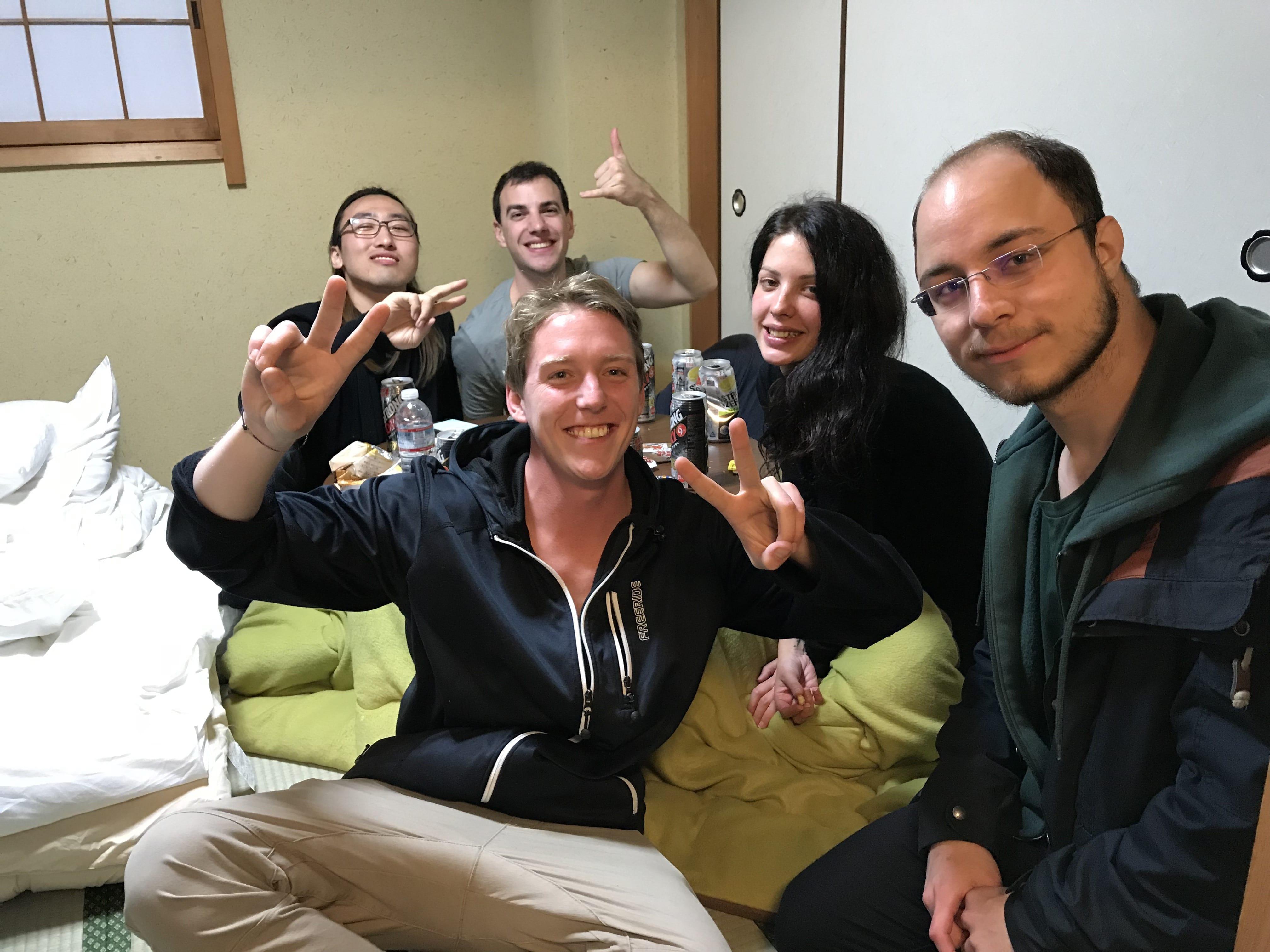 |岡山|ゲストハウス|岡山で外国人と毎週末パーティーできるゲストハウスの求人募集中。(新規開業)