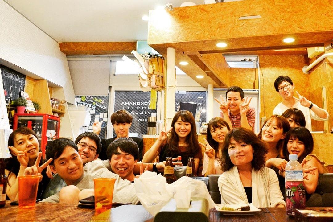 |神奈川|ゲストハウス|横浜にて旅の思い出を一緒につくってい<wbr />くメンバー募集
