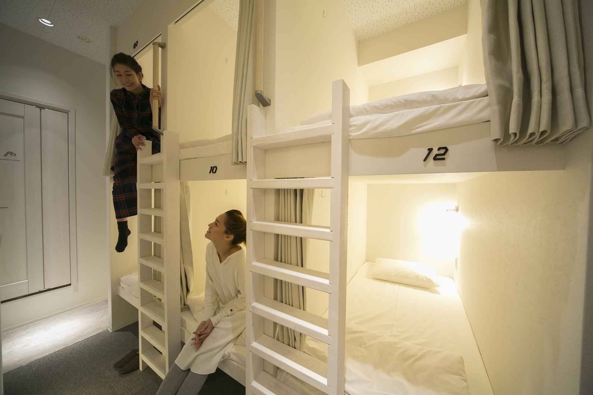 |東京|ホステル|ホステル×ミュージアム 夜直スタッフ募集!