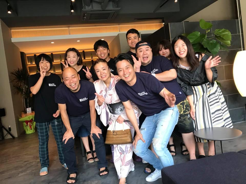 |福岡|ホステル|【急募】住み込み宿直スタッフ大募集!