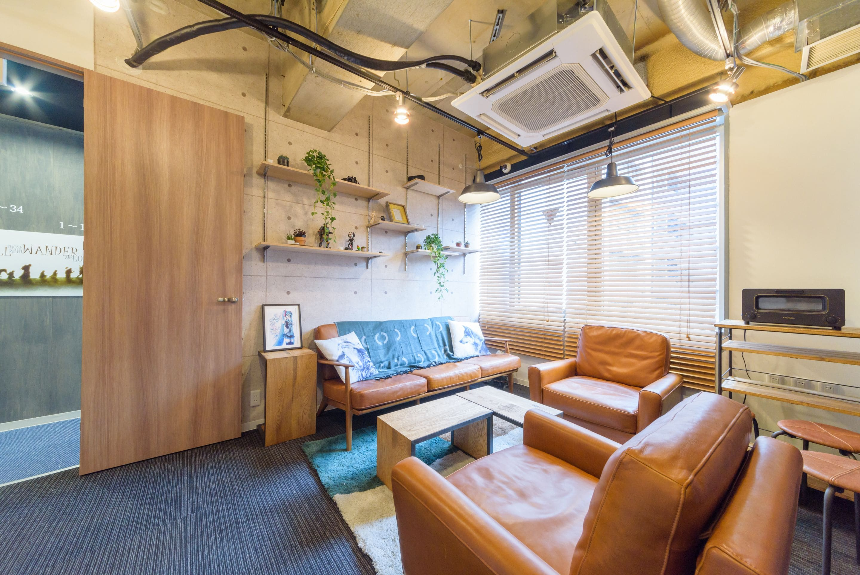 |東京|ホステル|都心の綺麗なホステルでフリアコ募集します!!
