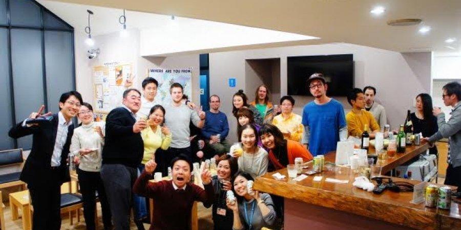 |東京|ゲストハウス|【急募】住み込みスタッフ大募集