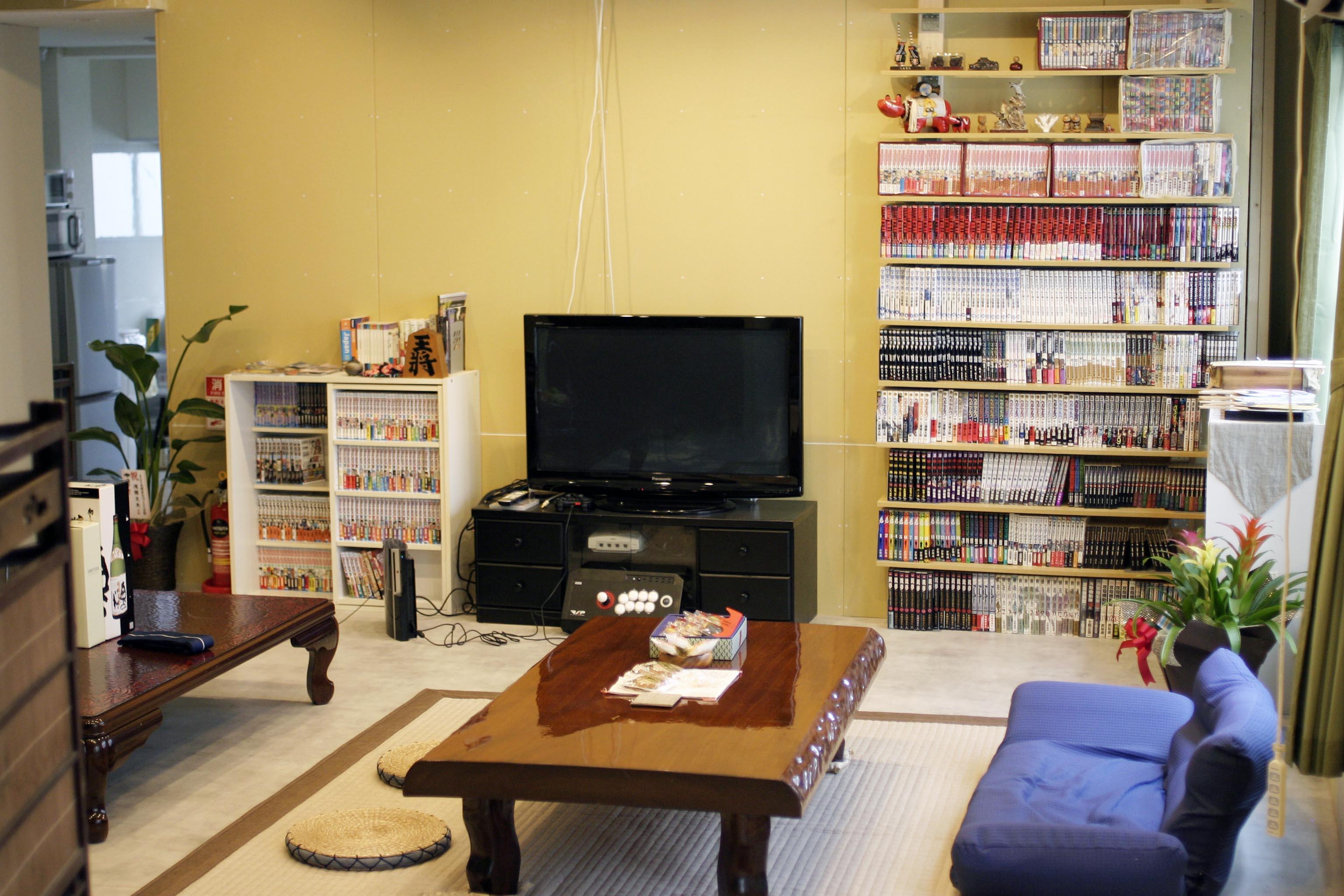 |東京|ゲストハウス|清潔、静かなゲストハウスで一緒におもてなしできる女性の仲間募集