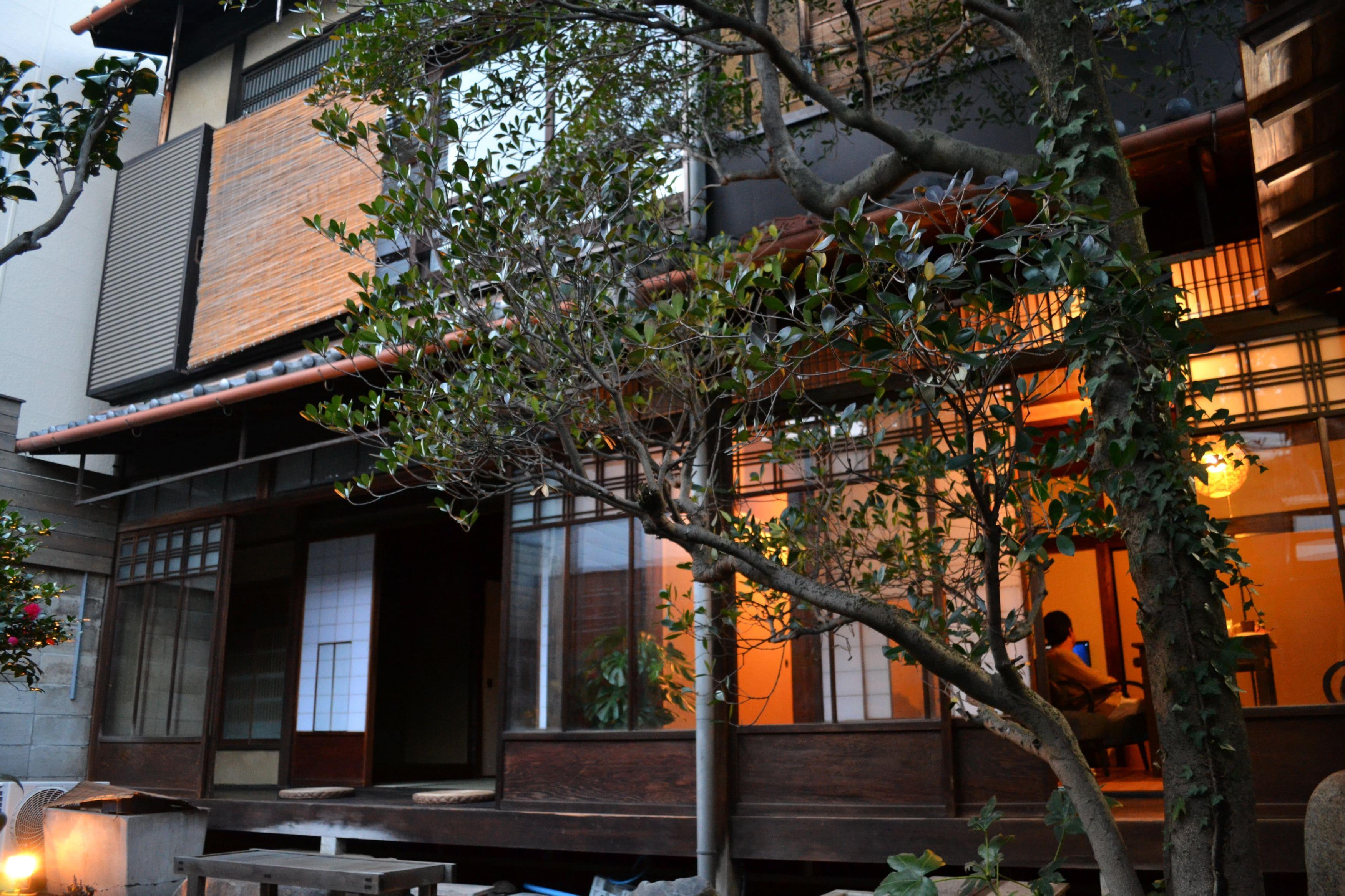 |京都|ゲストハウス|日暮荘・7月~夜間の宿直募集【日中のお仕事はありません】