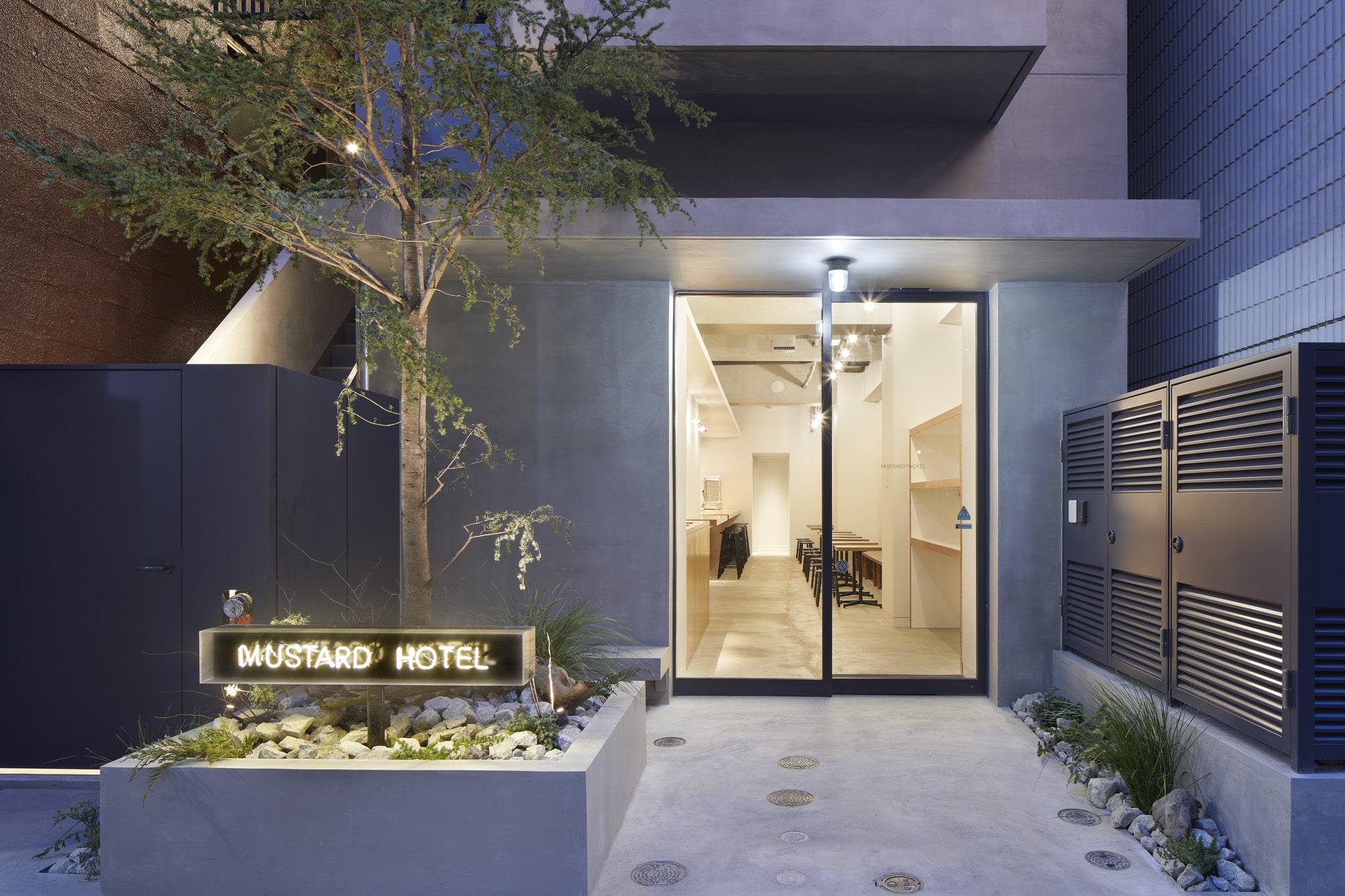 |東京|ホステル|MUSTARD HOTEL〔宿直ほか朝番・中番〕住込みスタッフ急募!浅草で朝食・温泉付き