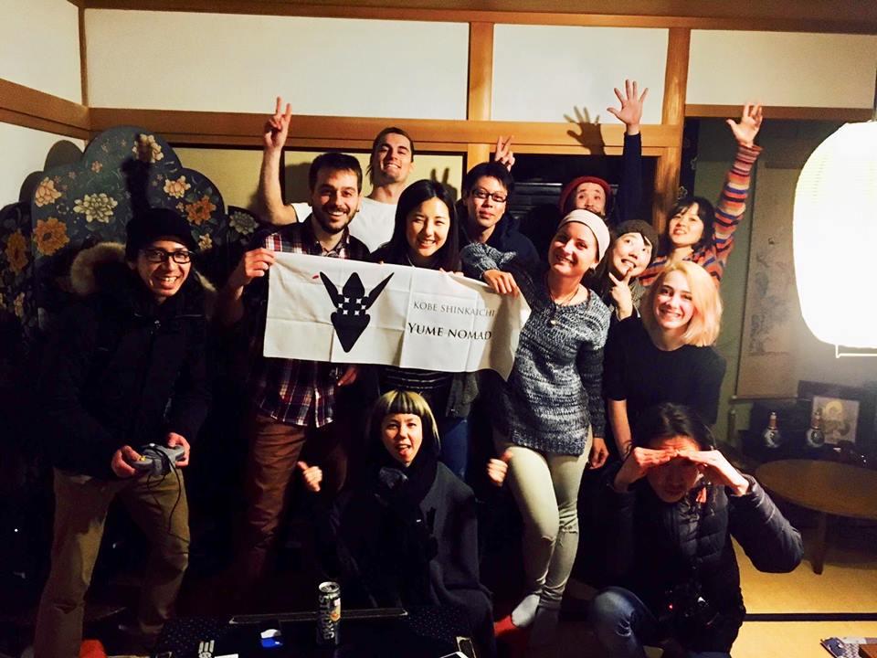 |兵庫|ゲストハウス|神戸のB面・新開地で過ごす下町生活。住み込みスタッフを募集しています!