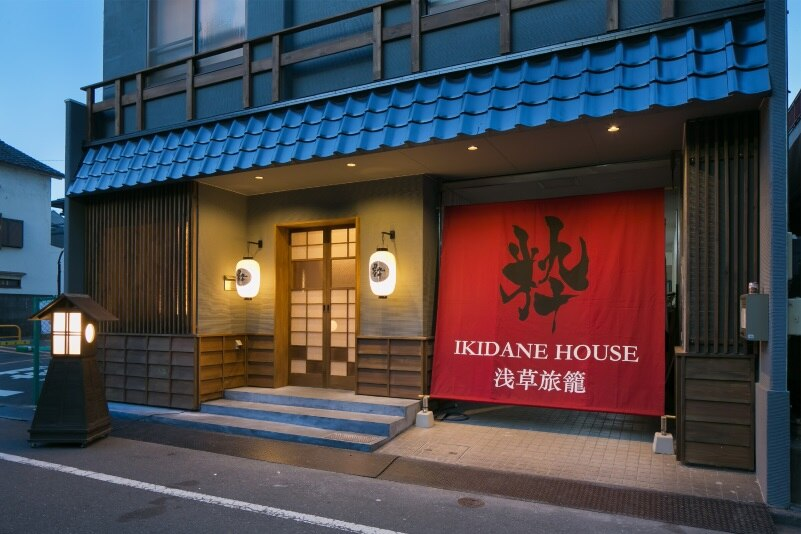 |東京|ゲストハウス|(1日2食、銭湯付き)東京下町で住込みスタッフ募集