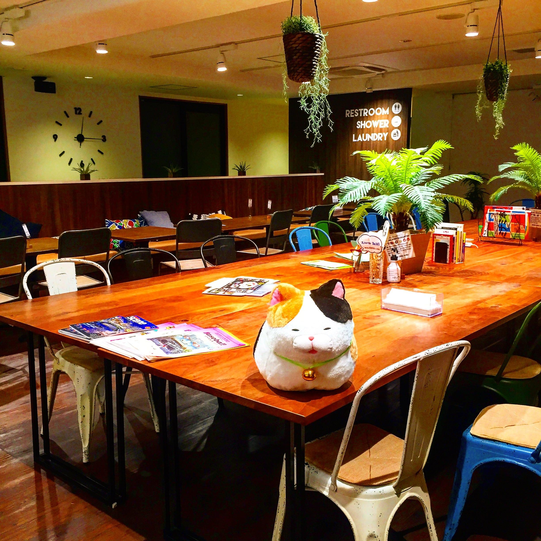 |大阪|ホステル|【★好待遇★】大阪難波ど真ん中。生活するのにとても便利!事業拡大に伴い、フリアコスタッフ大募集!