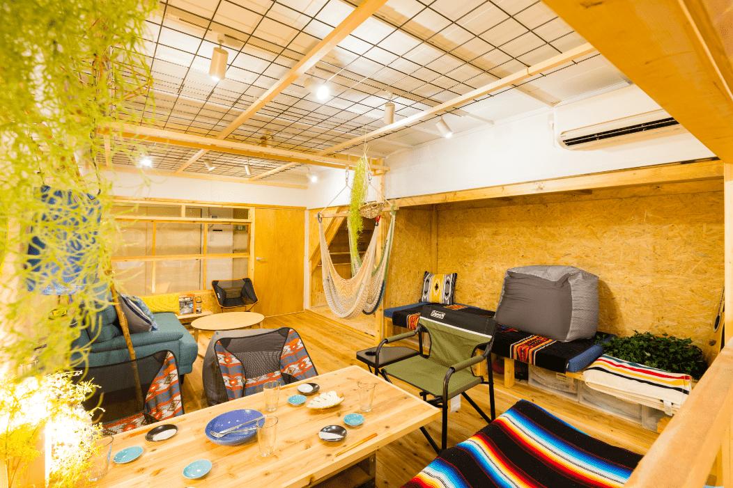 |大阪|ゲストハウス|NEWオープン!アットホームな小規模ゲストハウス