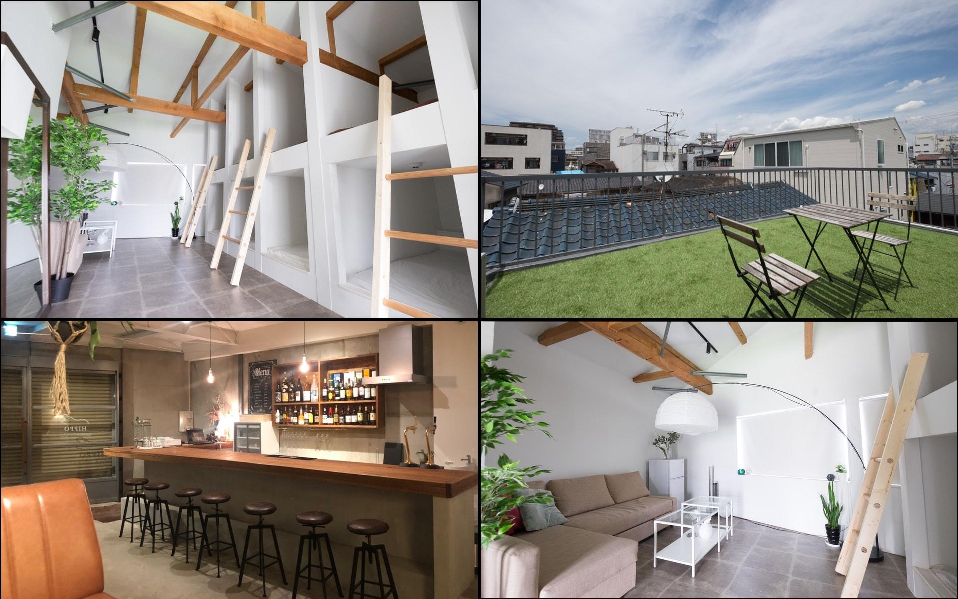 |大阪|ホステル|【新規オープン】とっても綺麗なホステルで働こう!