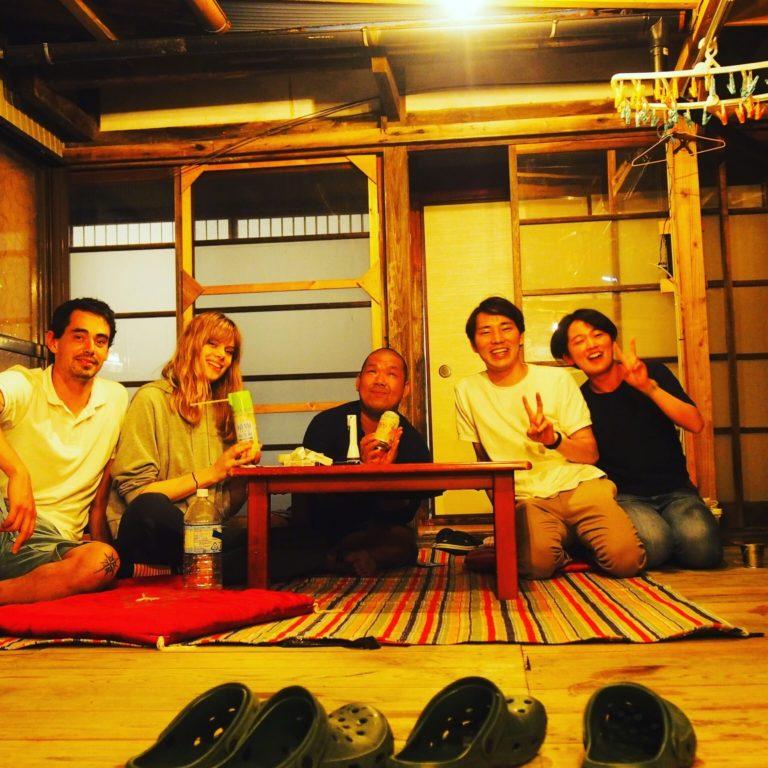 |和歌山|ゲストハウス|世界遺産、熊野古道すぐそばの宿でヘルパーしませんか?!