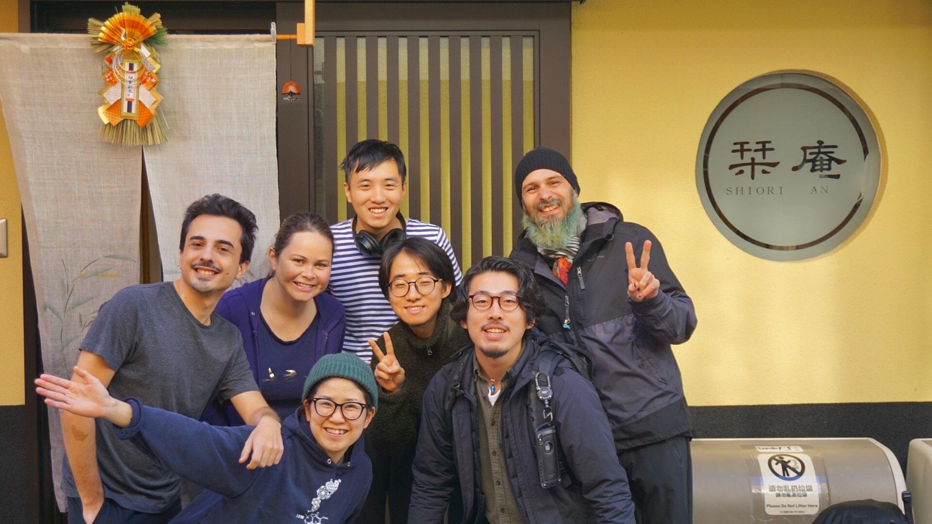 |京都|ゲストハウス|京都のゲストハウスで楽しく働きませんか?(夜勤&清掃スタッフ募集!)