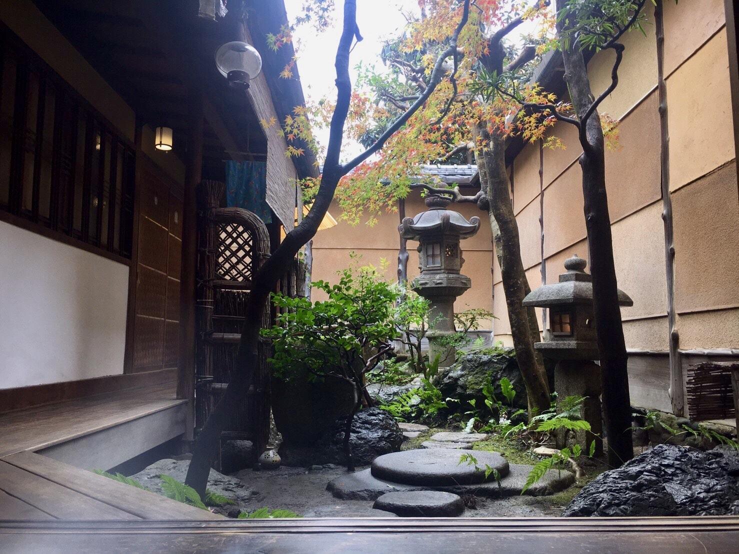 |京都|ゲストハウス|京都西陣の町家で暮らしてみませんか。住み込みスタッフ募集!