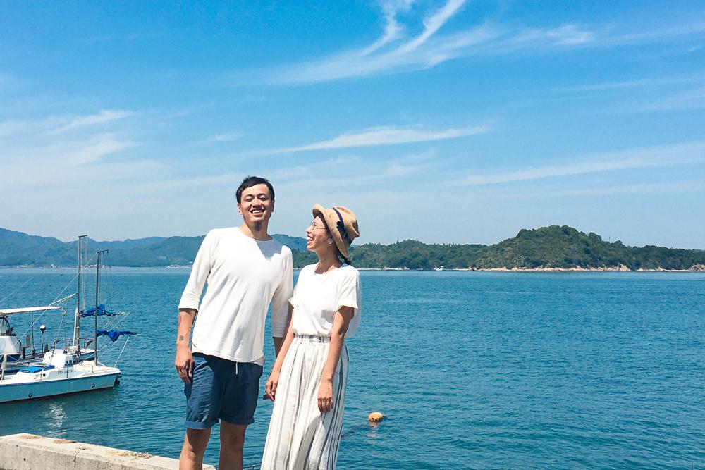 |岡山|ゲストハウス|直島や豊島に近い古民家ゲストハウスでのんびり働こう。